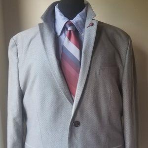 Ted Baker Suit Jacket Blazer - Ted Size 6 - US 44